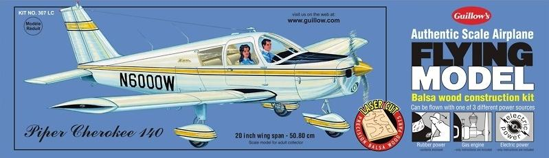 Piper Cherokee 508mm