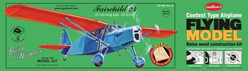 Fairchild 24 (635mm)