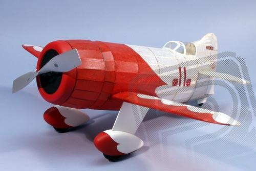 Gee Bee R-1 Racer 610mm