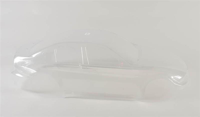 Karoserie BMW 320si WTCC 2mm transparentní, 1 ks.