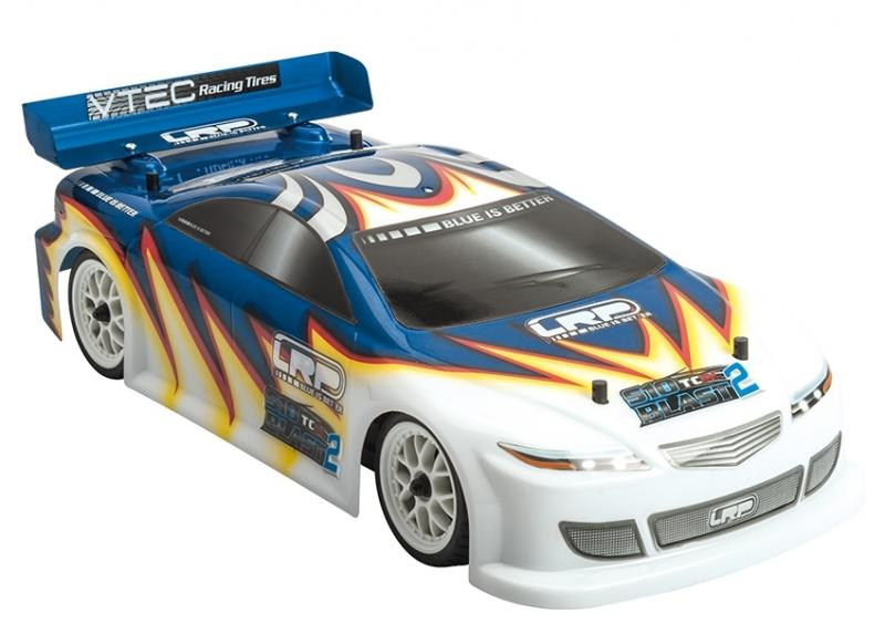 LRP S10 Blast TC 2 RTR - 1/10 Brushless 2,4GHz RC