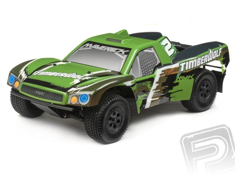 Timberwolf 1/10 RTR Brushless SCT s 2,4GHz RC soupravou