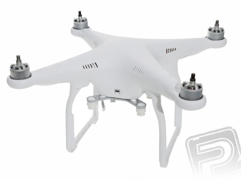 Aircraft (without Tx, Camera, Battery and Battery Charger) (Phantom 3)