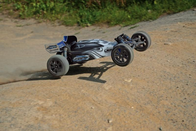 LRP S10 Twister Buggy RTR - 1/10 Electric 2WD s 2,4GHz RC