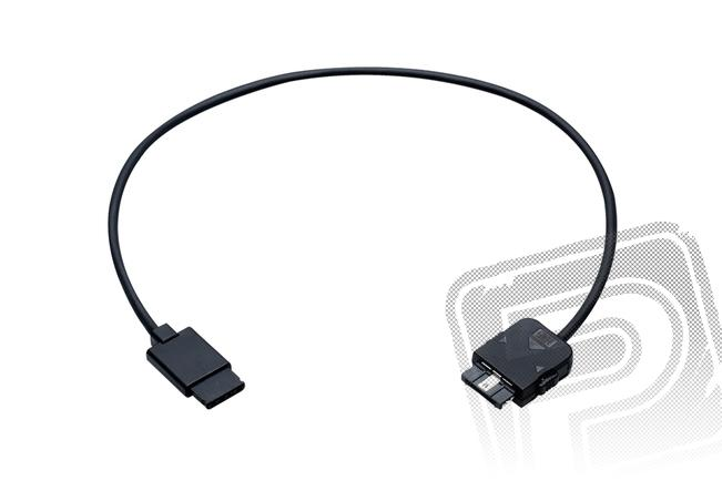 DJI Focus Remote Controller CAN Bus Cable (30cm)