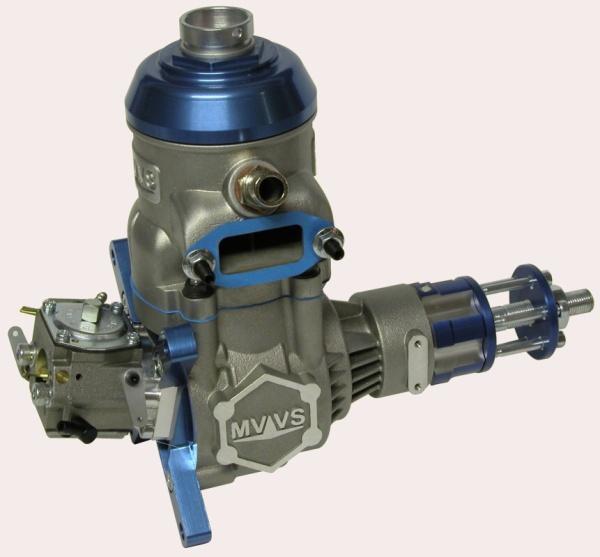 Topmodel CZ - MVVS 58 LC liquid cooled (without radiator)