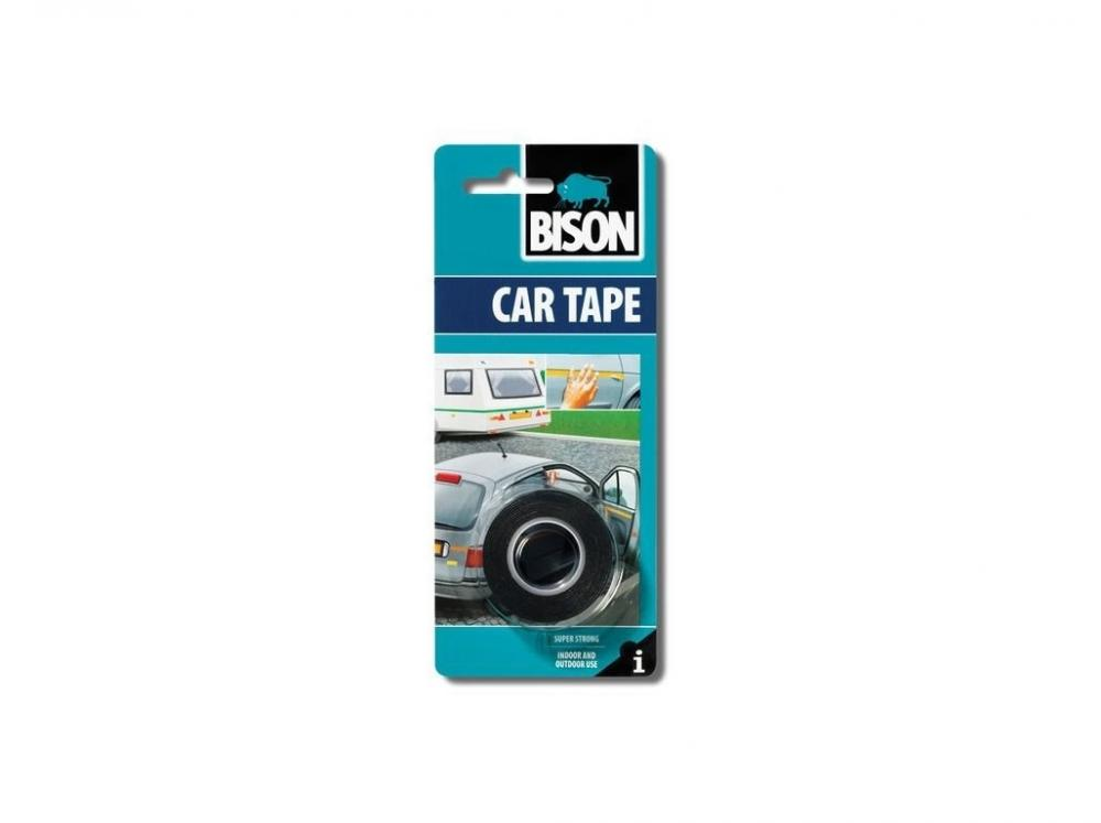 BISON CAR TAPE 1,5mx19mm