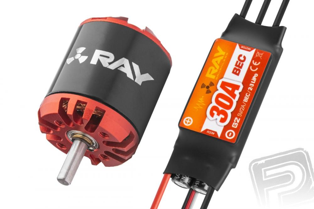 Combo set RAY G3 C2836-915 + RAY G2 30A regulátor