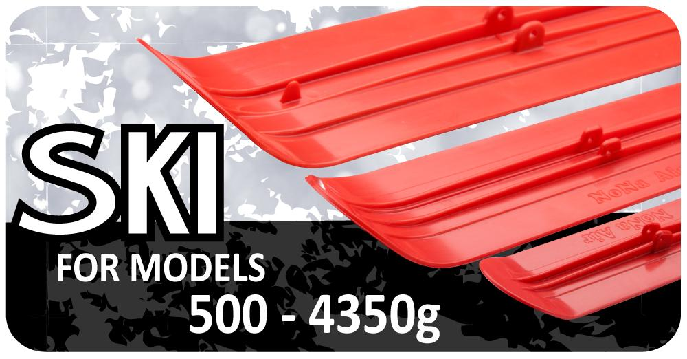 skis for models